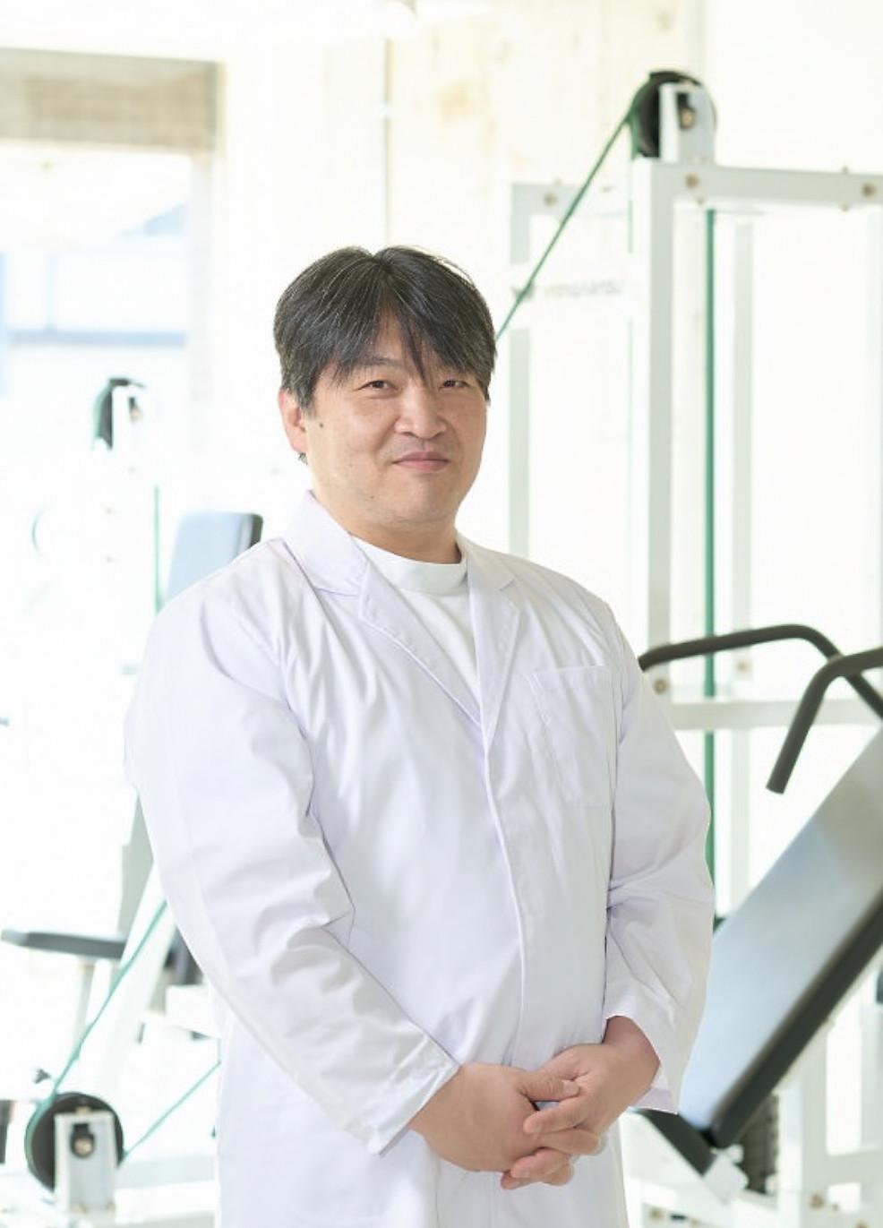 YATAGARASU開発者の小島央外科医師の画像